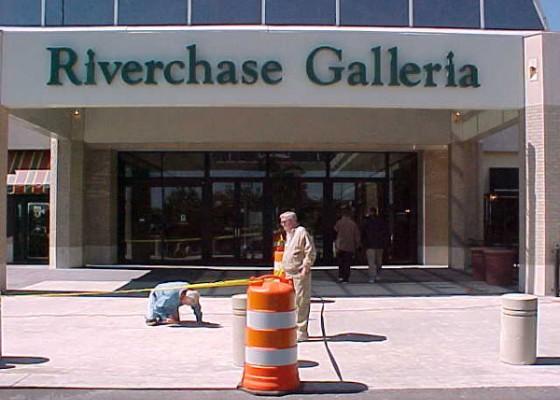 Mall Floor Coating